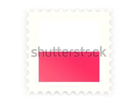 Postage stamp icon of bulgaria Stock photo © MikhailMishchenko