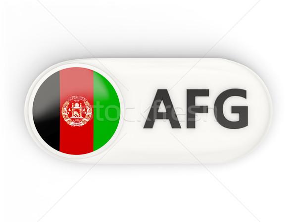 икона флаг Афганистан iso Код знак Сток-фото © MikhailMishchenko