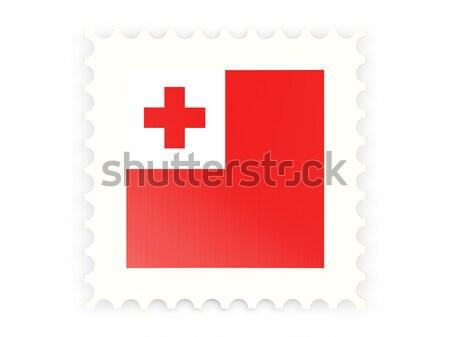 Foto stock: Icono · Malta · aislado · blanco · signo