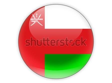 Round icon of flag of comoros Stock photo © MikhailMishchenko