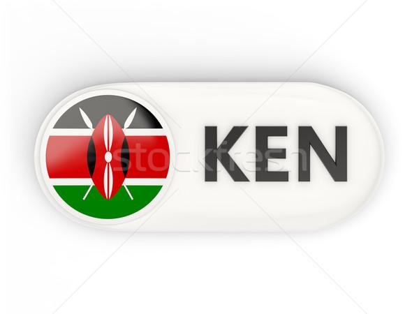 アイコン フラグ ケニア iso コード 国 ストックフォト © MikhailMishchenko