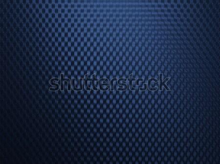 Niebieski metal tekstury tle przemysłowych czarny Zdjęcia stock © MikhailMishchenko