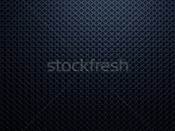 Mavi Metal doku arka plan konuşmacı sanayi Stok fotoğraf © MikhailMishchenko