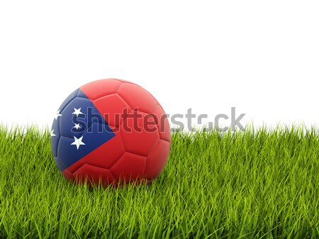 Football with flag of china Stock photo © MikhailMishchenko