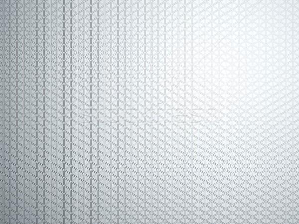 Biały metal tle przemysłowych wzór drutu Zdjęcia stock © MikhailMishchenko