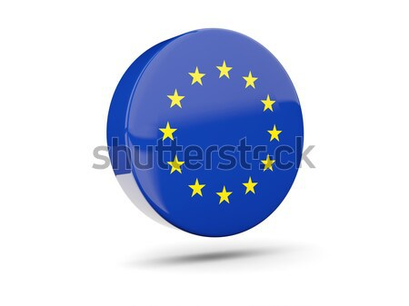 Football with flag of european union Stock photo © MikhailMishchenko