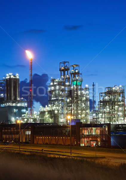 Industrial lights Stock photo © MikLav