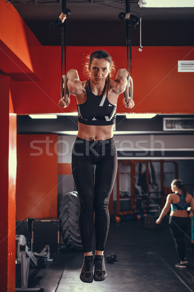 Grab Life By The Rings Stock photo © MilanMarkovic78