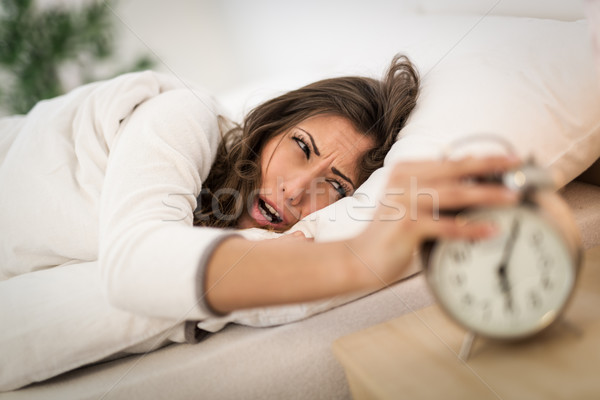 Don't Want To Wake Up Stock photo © MilanMarkovic78