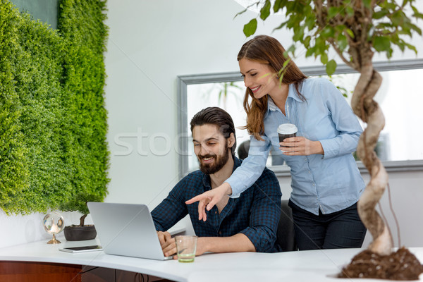 Their Concepts Are Always Fresh And Exciting  Stock photo © MilanMarkovic78