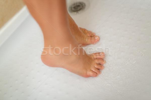 In The Bathroom Stock photo © MilanMarkovic78