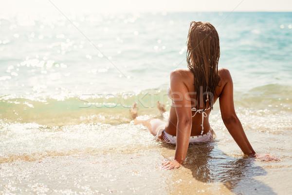 Stock photo: Summer Relax
