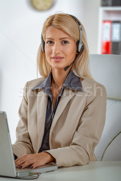 Let Us Assist You! Stock photo © MilanMarkovic78