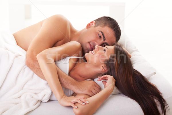 Видео секса молодой пары SOS