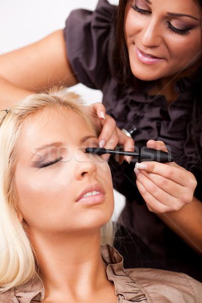 Make Up Stock photo © MilanMarkovic78