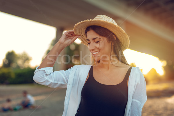 What A Blissful Day It's Been! Stock photo © MilanMarkovic78