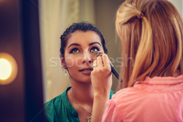 Stock photo: Perfect Face Contouring