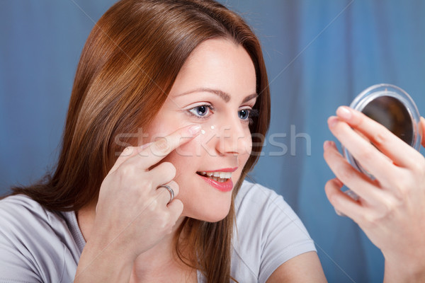 Anti-wrinkle cream Stock photo © MilanMarkovic78