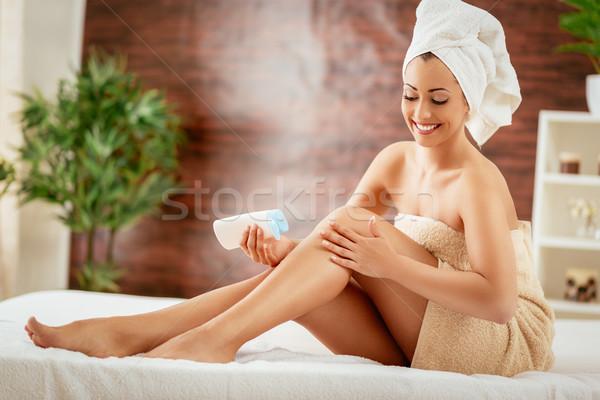 Body Care Stock photo © MilanMarkovic78