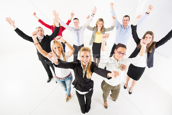 Successful Business people Stock photo © MilanMarkovic78