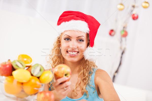 Healthy New Year Stock photo © MilanMarkovic78