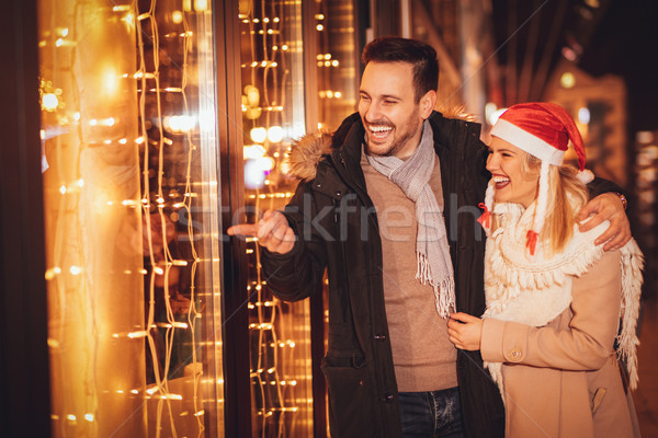 Happiest When We're Together Stock photo © MilanMarkovic78