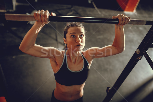 Stronger With Each Session Stock photo © MilanMarkovic78