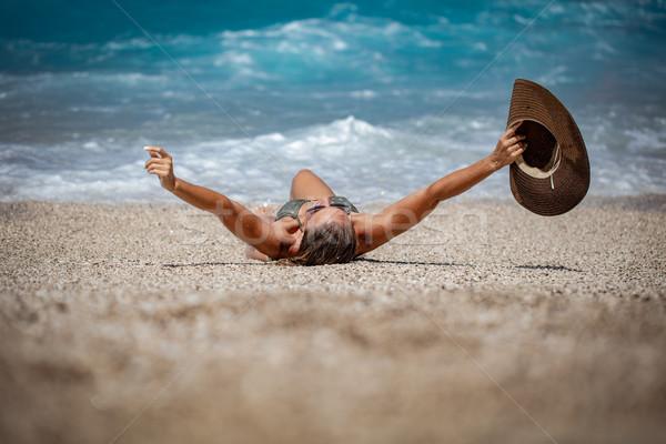 Time To Enjoy Stock photo © MilanMarkovic78