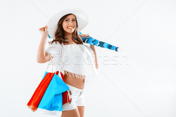Summer Holiday Stock photo © MilanMarkovic78