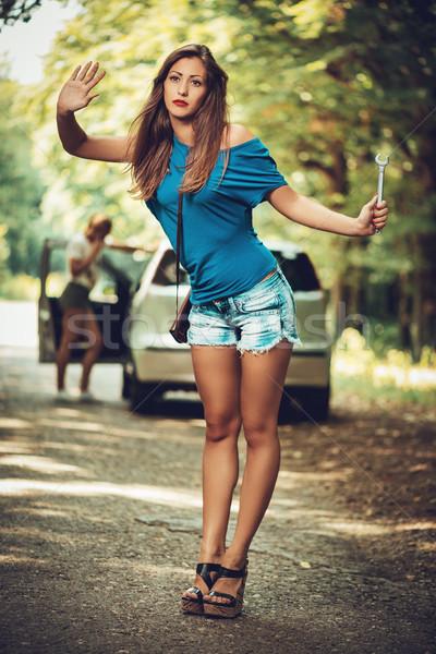 Car Problems Stock photo © MilanMarkovic78