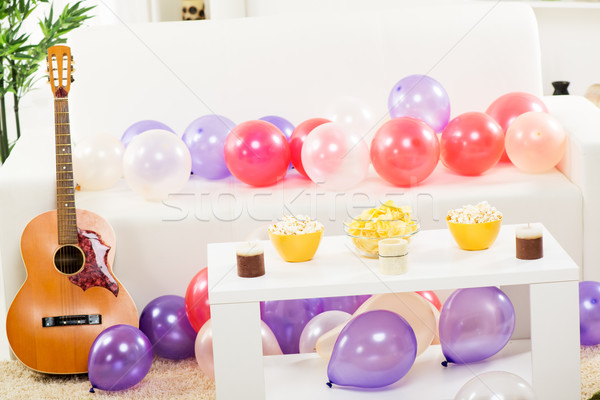 Decoration For Home Party Stock photo © MilanMarkovic78