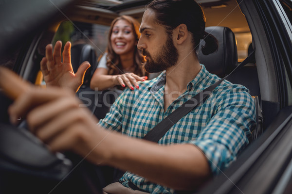 Something To Say You! Stock photo © MilanMarkovic78