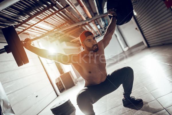 Strong & Furious Stock photo © MilanMarkovic78