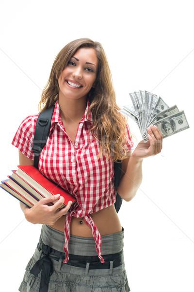 Money For Study Stock photo © MilanMarkovic78