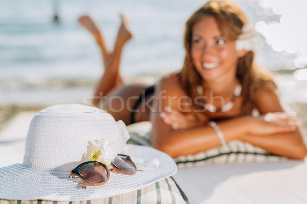 Summer Relax Stock photo © MilanMarkovic78