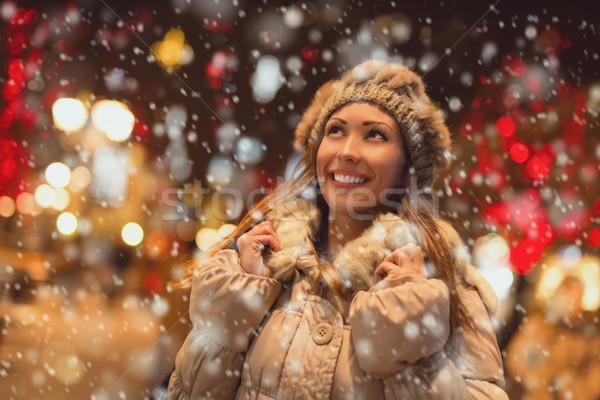 Winter Time Stock photo © MilanMarkovic78