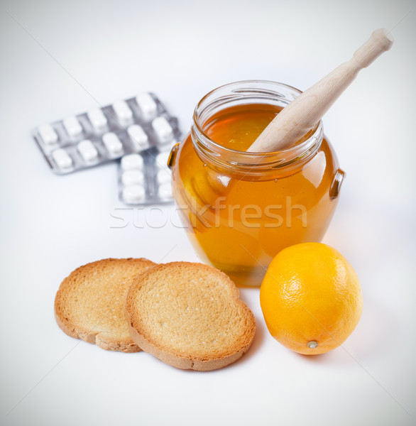 Alternative Methods Against Flu Stock photo © MilanMarkovic78