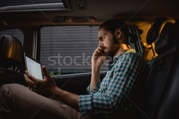 Online Business Correspondence Stock photo © MilanMarkovic78