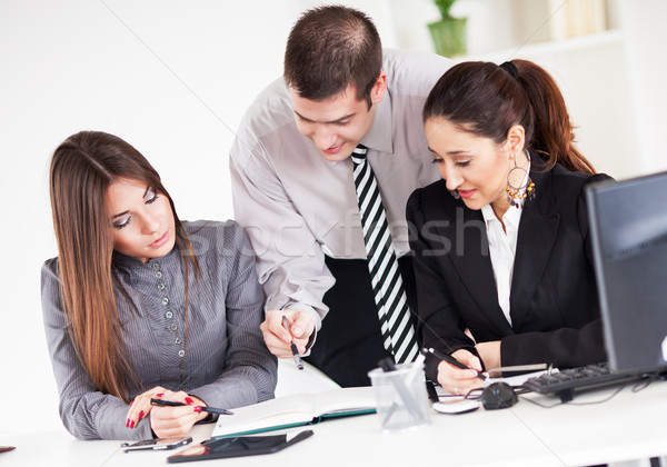 Business Team Stock photo © MilanMarkovic78