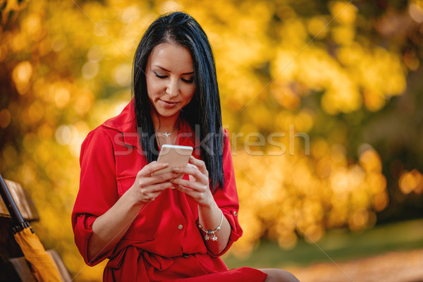 Message Has Arrived Stock photo © MilanMarkovic78