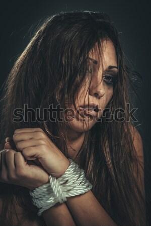 Violence Stock photo © MilanMarkovic78