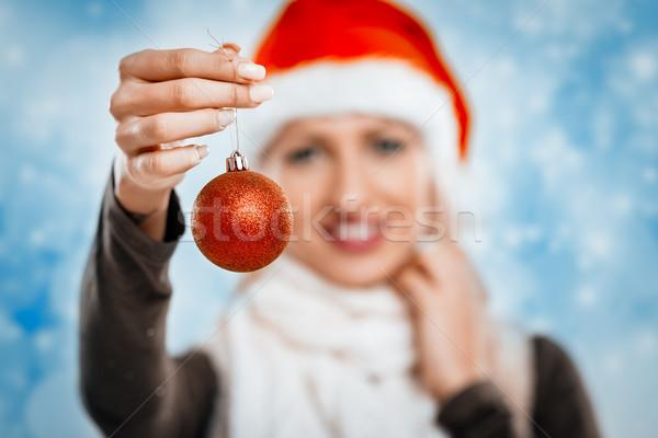 Christmas Decoration  Stock photo © MilanMarkovic78