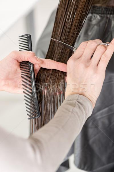 hair cutting stock photo 169 milan markovic milanmarkovic78