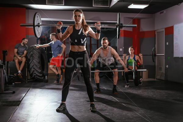 Sore Today, Strong Tomorrow Stock photo © MilanMarkovic78
