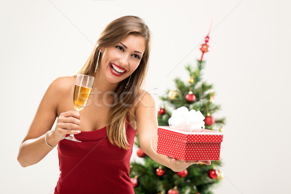 Happy New Year Stock photo © MilanMarkovic78