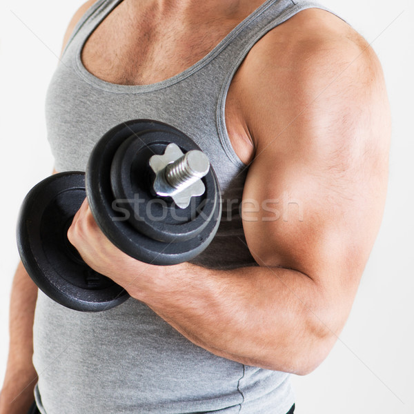 Biceps Stock photo © MilanMarkovic78