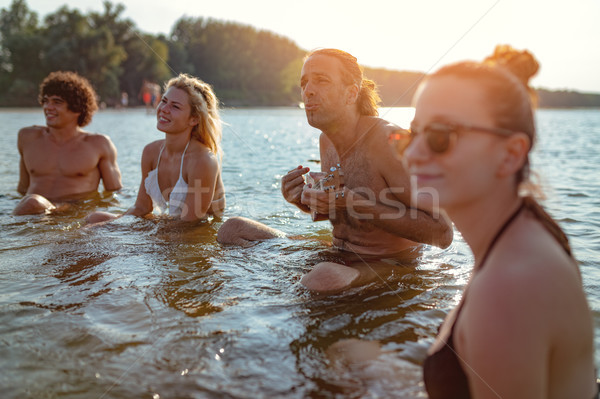 Let Some Good Times Last Stock photo © MilanMarkovic78