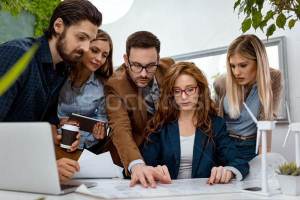 This Is My Suggestion! Stock photo © MilanMarkovic78