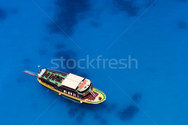 Boat Cruising Stock photo © MilanMarkovic78