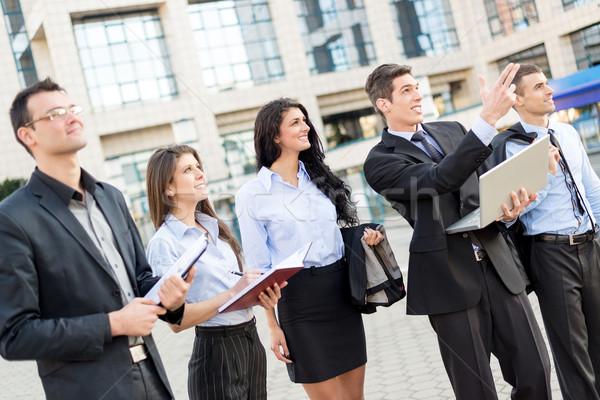 Business Plans Stock photo © MilanMarkovic78